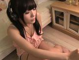 Superb Asian Ringo Aoi loves hardcore sex scenes picture 9