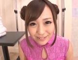 Top hardcore sex with lustful Mashiro Yuuna