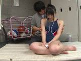 Gorgeous amateur Nana Usami is nailed from behind picture 15