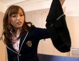 Yuu Namiki Hot Asian teacher