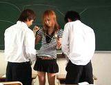 Risa Coda Asian teacher is ripe for a fucking picture 14