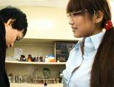 Kirara Kurokawa Sweet Asian teacher is a hottie picture 11