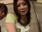 Cute playful Asian babe Nanako Yoshioka enjoys anal insertion picture 15