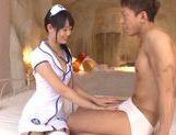 Kokoro Harumiya hot Asian chick in cosplay sex action