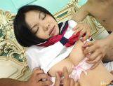 Kokone Amazing Japanese schoolgirl