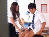 Yuki Asada Hot Asian doll likes sex