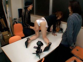 Seira Moroboshi Hot Japanese office girl