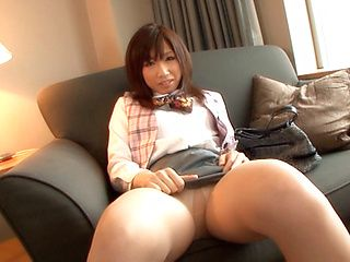 Yuu Kosuge Pretty Japanese milf is kinky