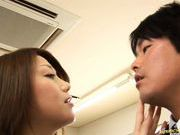 Hot Asian teacher enjoys sex