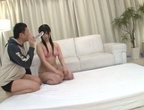 Charming Japanese sex doll Asahi Yuuki gets full of sexual pleasures