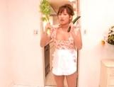 Rio Fujisaki Asian doll is a kinky Asian chick