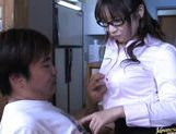 Momo Aizawa Japanese teacher is masturbating picture 11