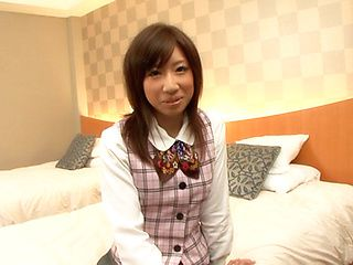 Yuu Kosuge Kinky Asian babe is a hot secretary