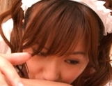 Rio Fujisaki Hot Asian doll is a sweet teen