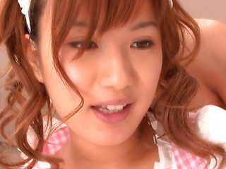 Rio Fujisaki Hot Asian doll is a sweet teen