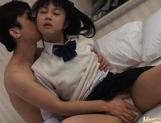 Konomi Futaba Asian girl is a beauty in school