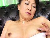 Nanako Shimada Hot Japanese gal masturbates picture 12