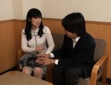 Hardcore sex with smashing Japanese mature picture 9
