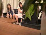 Kinky redhead Japanese girl gets hard boner for horny pussy