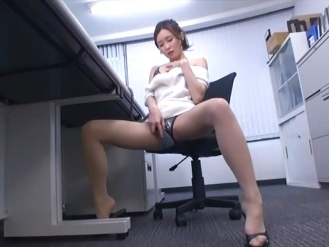 Asian Milf Solo Masturbation