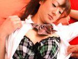 Misaki Shiraishi Lovely Asian schoolgirl picture 11