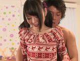 Young Aya Eikura enjoys having some hard sex picture 12