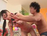 Young Aya Eikura enjoys having some hard sex