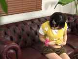 Juicy Asian teen babe enjoys vibrator in her pussy picture 11