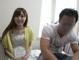 Delicious Japanese AV Model is an amateur that likes oral sex picture 12