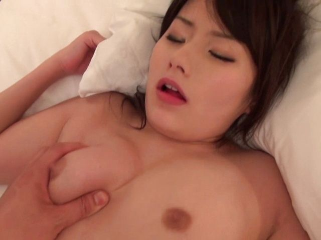 Steamy milf Mika Nanjo experiences tough toy insertion