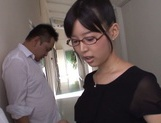 Mischievous Asian cock lover Tsukasa Aoi deepthroats hot guys picture 13
