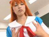 Yuu Namiki Lovely Japanese model in cosplay picture 7