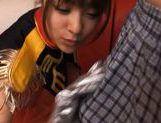 Mihiro sweet Asian teen likes cosplay and sex picture 15