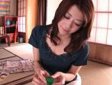 Maki Houjo Sexy mature Asian woman