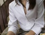 Mai Harukawa Amazing Asian milf is sexy picture 12