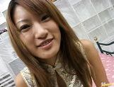 Nozomi Ran Lovely Japanese doll likes sex picture 12