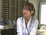 Mina Nakano sweet Japanese hospital angel