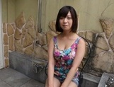 Wakaba Onoue naughty Race queen in pov blowjob picture 10