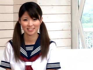 Miho Imamura Hot Japanese schoolgirl is an Asian hottie!