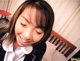 Yuma Nakata Hot Asian schoolgirl likes sex picture 14