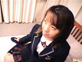Yuma Nakata Hot Asian schoolgirl likes sex