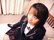 Yuma Nakata Hot Asian schoolgirl likes sex