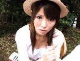 Miho Imamura Lovely Asian schoolgirl picture 15