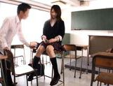 Hotaru Yukino hot Asian chick is a Japanese schoolgirl picture 13