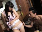 Momo Aizawa Sexy Asian teen picture 10
