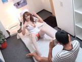 Japanese nurse goes natsy at work along horny patient picture 13