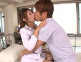Nami Hoshino is a hot Asian female teacher picture 9