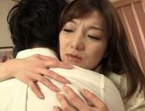 FIngering and kissing with Mio Takahashi picture 13