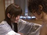 Yuu Asakura Lovely Japanese babe has hot sex