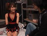 Mihiro Lovely Japanese model enjoys crazy sex